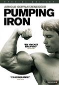 """Pumping Iron - förmodligen den mest underhållande och framgångsrika filmen om bodybuilding någonsin. Med namn som Arnold Schwarzenegger och Lou """"Hulken"""" Ferrigno."""