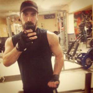 På gymmet 2013-12-10