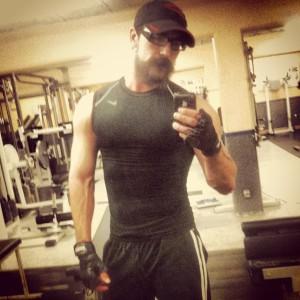 På gymmet 2013-12-09